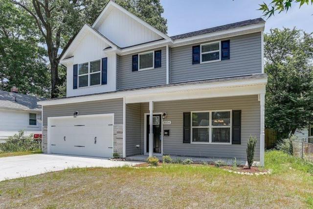 208 E Lorengo Ave, Norfolk, VA 23503 (#10230103) :: Abbitt Realty Co.