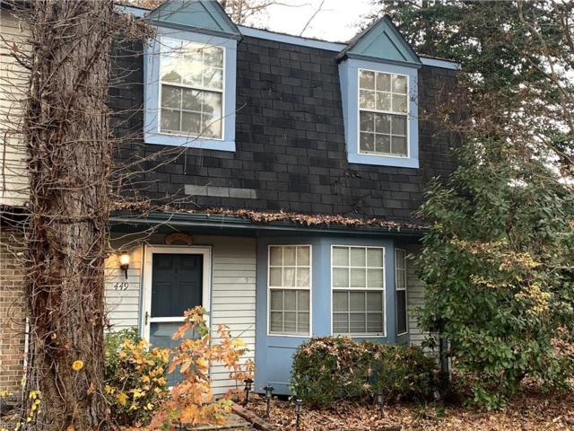449 Youngs Mill Ln, Newport News, VA 23602 (#10230392) :: Vasquez Real Estate Group