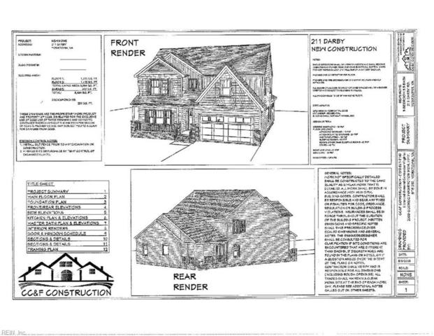 551 Taliaferro Rd, Newport News, VA 23603 (#10230397) :: Coastal Virginia Real Estate