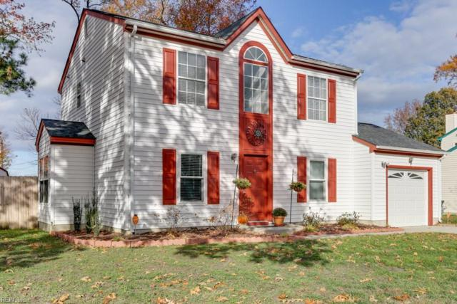 40 George Ct, Hampton, VA 23663 (#10230404) :: Abbitt Realty Co.