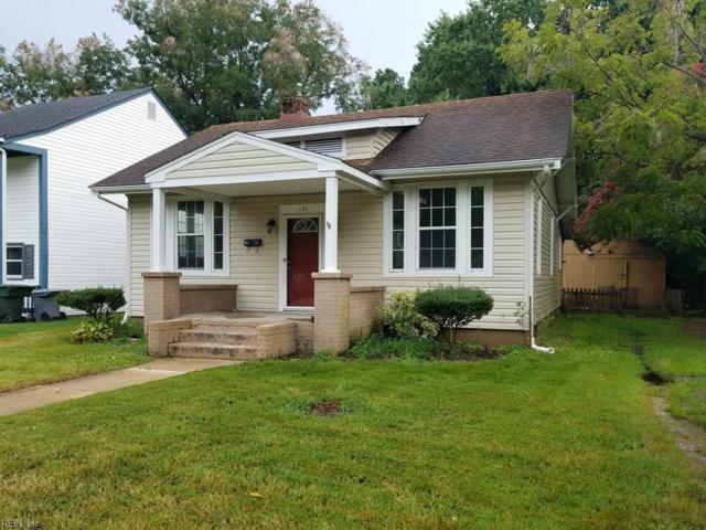 131 Greenbriar Ave, Hampton, VA 23661 (#10230497) :: Atkinson Realty