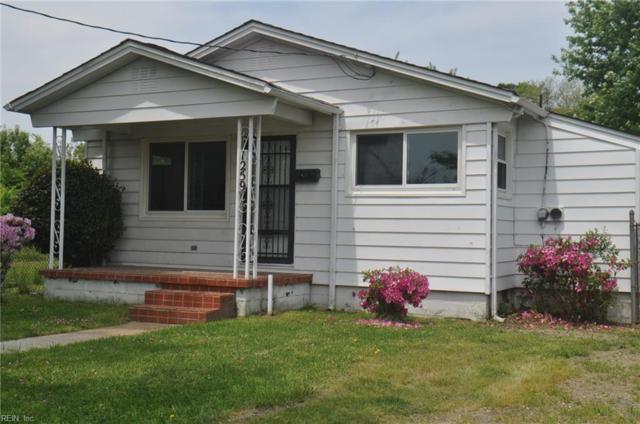 1259 35th Street St, Newport News, VA 23607 (#10230568) :: Abbitt Realty Co.