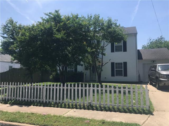 629 Teach St, Hampton, VA 23661 (#10230585) :: Abbitt Realty Co.