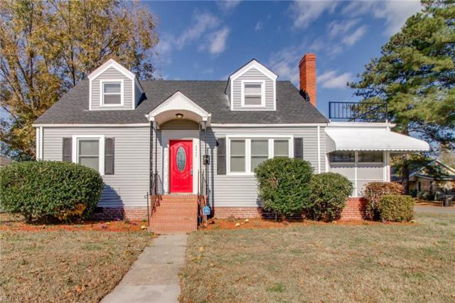 2602 Lincoln St, Portsmouth, VA 23704 (MLS #10230586) :: Chantel Ray Real Estate