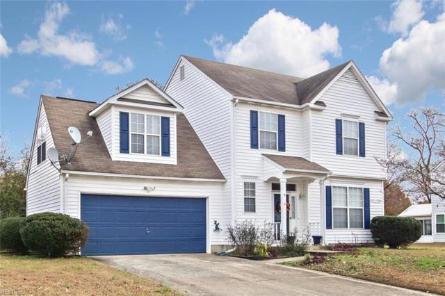 8 Keeton Ct, Hampton, VA 23666 (#10230603) :: Abbitt Realty Co.