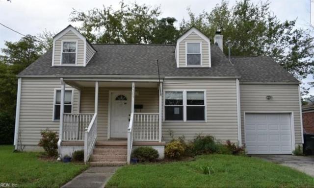 4505 Bankhead Ave, Norfolk, VA 23513 (#10230642) :: Abbitt Realty Co.