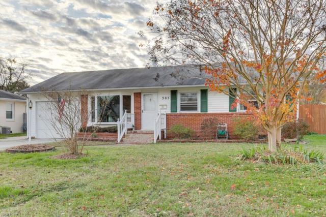 305 Dover Rd, Hampton, VA 23666 (#10230660) :: Abbitt Realty Co.