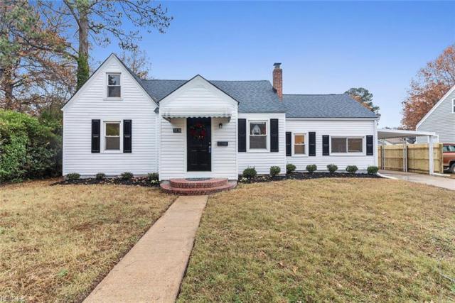 3838 Wake Cir, Norfolk, VA 23513 (#10230698) :: Coastal Virginia Real Estate