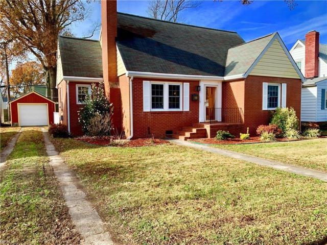 131 Robinson Rd, Hampton, VA 23661 (#10230817) :: Atkinson Realty