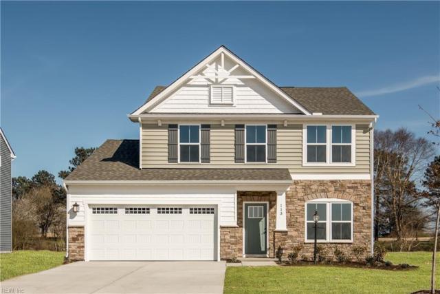 124 Williamson Park Ln, Isle of Wight County, VA 23430 (#10230967) :: Austin James Real Estate