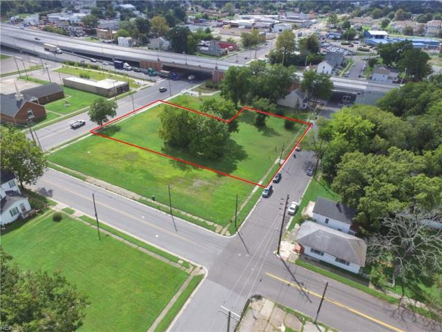 Lots High & Queen St, Portsmouth, VA 23704 (#10230996) :: Reeds Real Estate