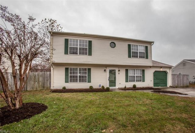 18 Rotherham Ln, Hampton, VA 23666 (#10231071) :: Abbitt Realty Co.