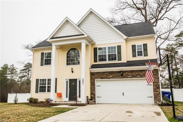 2021 Mill Lake Rd, Suffolk, VA 23434 (#10231188) :: Reeds Real Estate