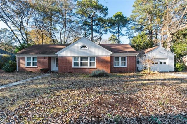3108 Rolen Dr, Portsmouth, VA 23703 (#10231274) :: The Kris Weaver Real Estate Team