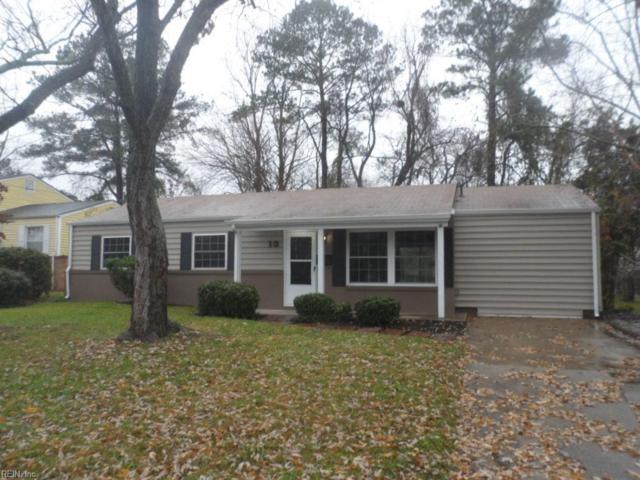 13 Marldale Dr, Hampton, VA 23666 (#10231331) :: Abbitt Realty Co.
