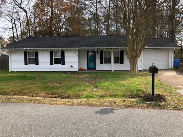1413 Winslow Ave, Chesapeake, VA 23323 (#10231437) :: Keller Williams Realty