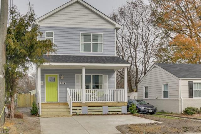 224 Taylor Ave W, Hampton, VA 23663 (#10231452) :: Abbitt Realty Co.