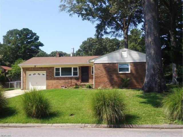 821 Gloria Pl, Virginia Beach, VA 23454 (#10231556) :: Abbitt Realty Co.