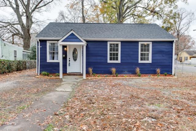 727 Homestead Ave, Hampton, VA 23661 (#10231572) :: Abbitt Realty Co.