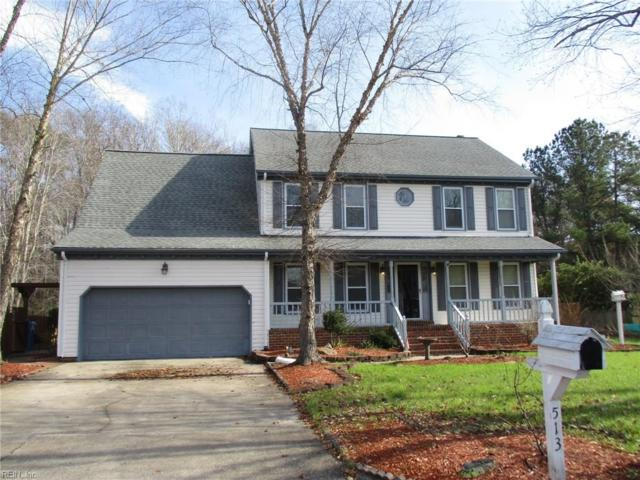 513 Belem Dr, Chesapeake, VA 23322 (MLS #10231656) :: AtCoastal Realty