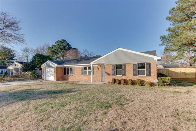 1229 Sir Galahad Dr, Chesapeake, VA 23323 (MLS #10231661) :: Chantel Ray Real Estate