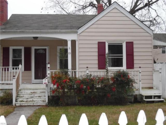 19 Taylor Rd, Hampton, VA 23663 (#10231735) :: Abbitt Realty Co.