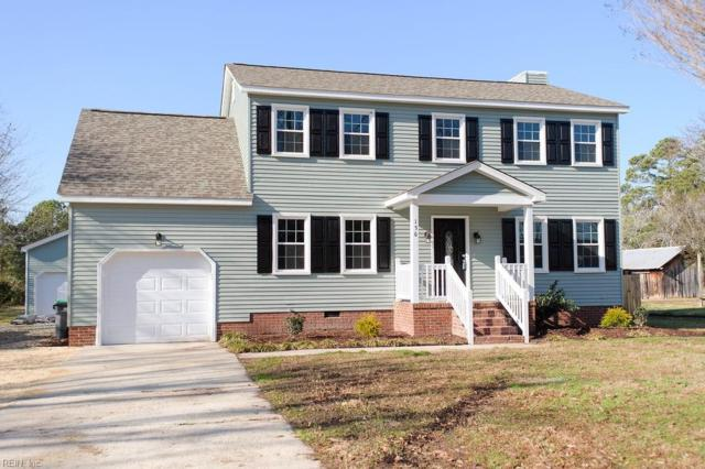 156 Cedar Rd, Poquoson, VA 23662 (#10231813) :: Atlantic Sotheby's International Realty