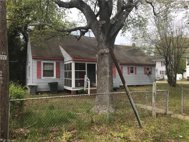 523 Homestead Ave, Hampton, VA 23661 (#10231851) :: Abbitt Realty Co.