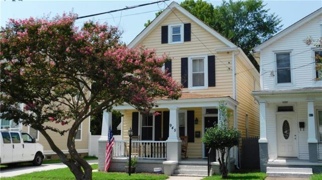 945 Marshall Ave, Norfolk, VA 23504 (#10231873) :: Berkshire Hathaway HomeServices Towne Realty
