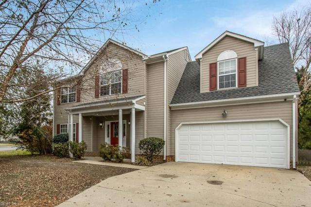 201 Lane Cres, Isle of Wight County, VA 23430 (#10231944) :: Berkshire Hathaway HomeServices Towne Realty