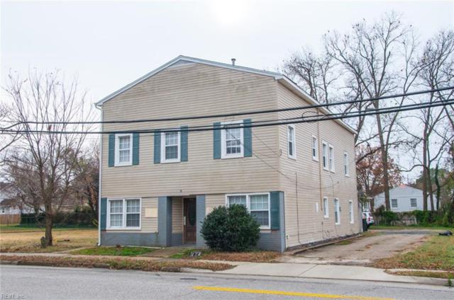 700 E Pembroke Ave, Hampton, VA 23669 (#10231946) :: Berkshire Hathaway HomeServices Towne Realty