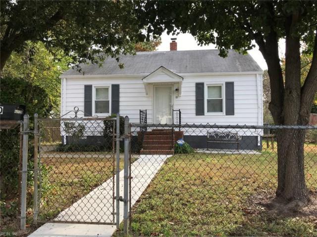 10 Brentwood Dr, Hampton, VA 23669 (#10232002) :: Rocket Real Estate