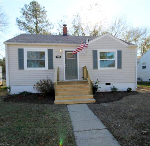 739 Kenosha Ave, Norfolk, VA 23509 (#10232007) :: Chad Ingram Edge Realty