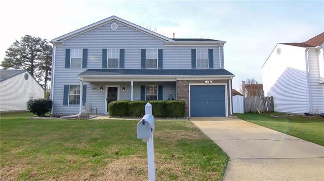 904 Doewood Ln, Newport News, VA 23608 (#10232017) :: Keller Williams Realty