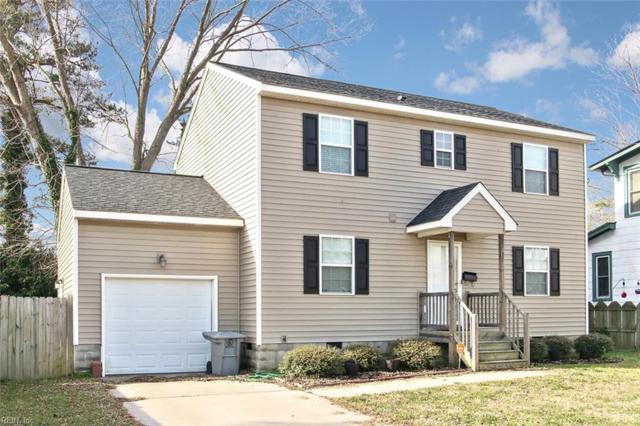 33 W Sherwood Ave, Hampton, VA 23663 (MLS #10232031) :: AtCoastal Realty