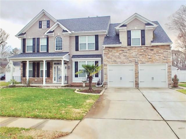 1327 Waycroft Rch, Chesapeake, VA 23320 (#10232064) :: Berkshire Hathaway HomeServices Towne Realty