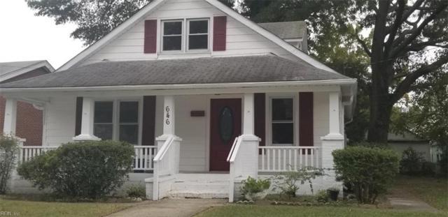 646 49th St, Newport News, VA 23607 (MLS #10232166) :: Chantel Ray Real Estate
