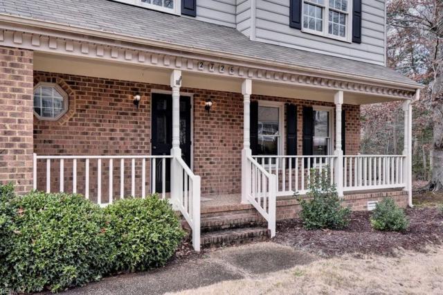 2726 Persimmon Pl, James City County, VA 23185 (#10232550) :: 757 Realty & 804 Homes