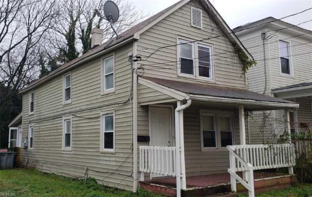 9 Chamberlin Ave W, Hampton, VA 23663 (#10232562) :: Abbitt Realty Co.