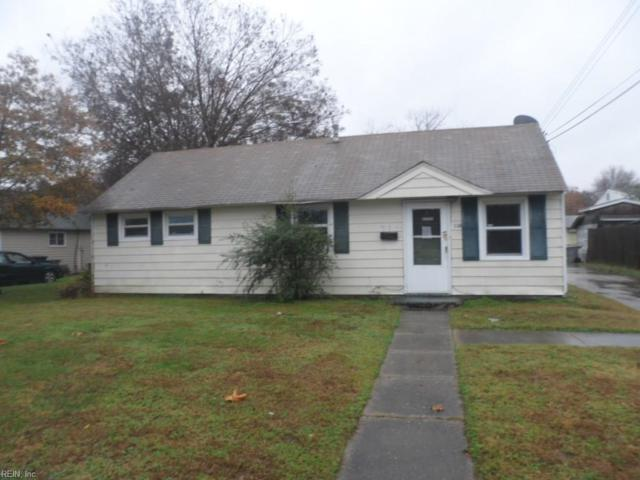110 Winthrop Ter, Hampton, VA 23666 (#10232598) :: Austin James Real Estate