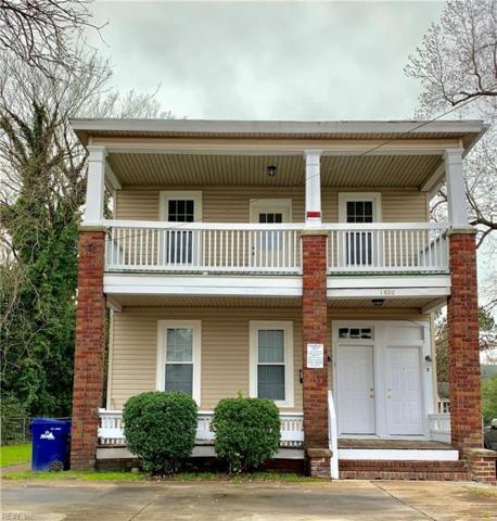 1600 Elm Ave, Portsmouth, VA 23704 (#10232611) :: Austin James Real Estate