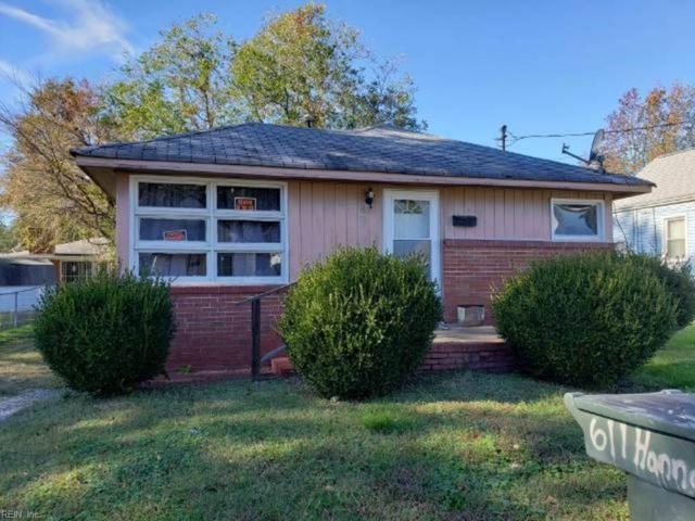 611 Hannah St, Hampton, VA 23661 (#10232645) :: Abbitt Realty Co.