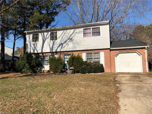 13 Evans St, Hampton, VA 23669 (#10232840) :: Abbitt Realty Co.