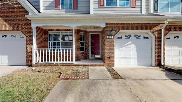 839 Lake Cir S, Chesapeake, VA 23322 (#10232879) :: Austin James Real Estate