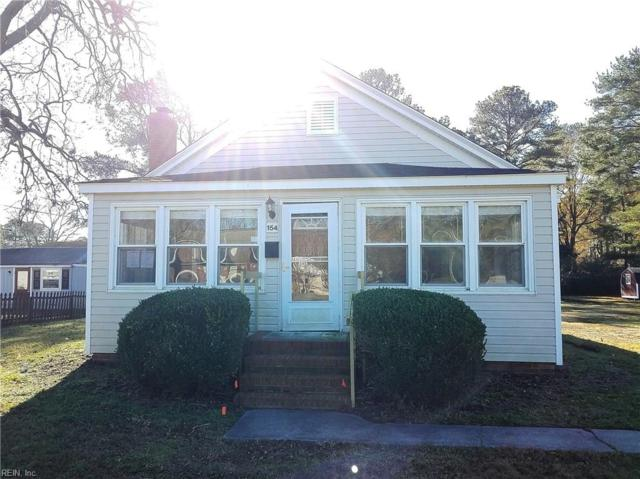 154 Little Florida Rd, Poquoson, VA 23662 (#10233167) :: 757 Realty & 804 Homes
