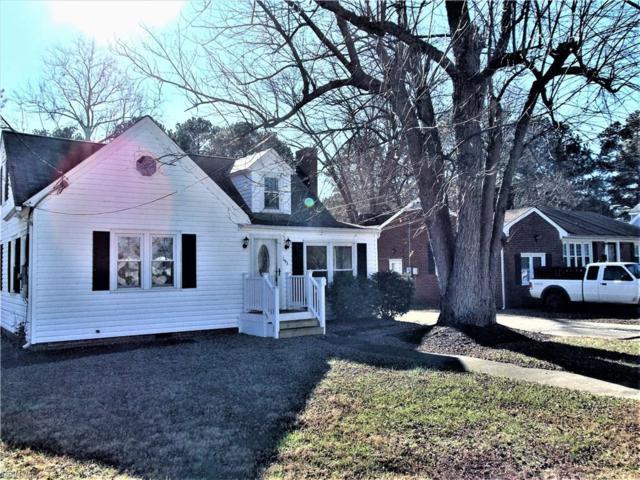 153 Church St, Poquoson, VA 23662 (#10233179) :: Chad Ingram Edge Realty