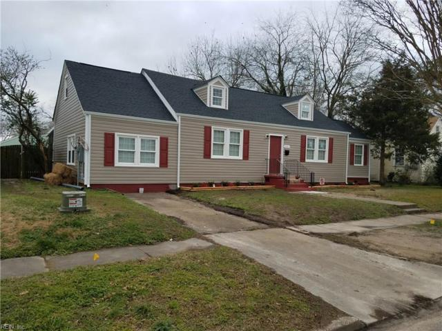 3641 Montgomery St St, Norfolk, VA 23513 (#10233275) :: Berkshire Hathaway HomeServices Towne Realty