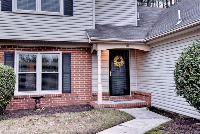 38 Hard Wood Dr, Hampton, VA 23666 (#10233382) :: Berkshire Hathaway HomeServices Towne Realty