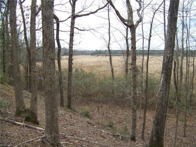4.09 Acres Creekway Dr, Isle of Wight County, VA 23430 (#10233478) :: Berkshire Hathaway HomeServices Towne Realty