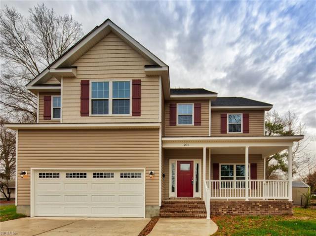 201 Twin Oaks Dr, Hampton, VA 23666 (#10233491) :: Austin James Real Estate